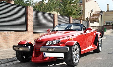 Plymouth Prowler V6, año 1999