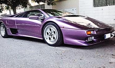 Lamborghini Diablo VT 4WD. Año 1995