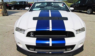 Ford Mustang Shelby GT500 Cabrio. Año 2013. 75.900 €