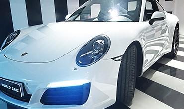 Porsche 991 Carrera S, año 2016.