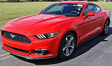 Ford Mustang V6 Coupé, año 2015. 38.600 €