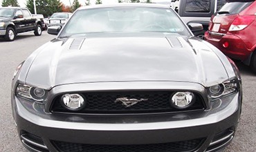 Ford Mustang GT Coupé, año 2013. 39.900 €
