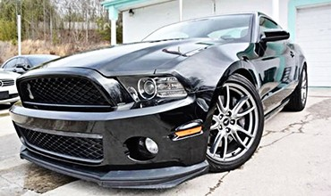 Ford Mustang GT Coupé, año 2013. 39.500 €