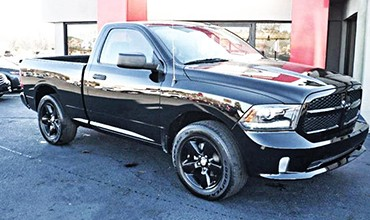 Dodge RAM 1500,2WD Regular Cab, año 2014. 38.500 €