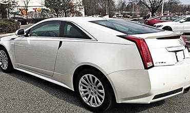 Cadillac CTS AWD Coupé, año 2012. 39.500 €
