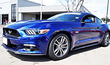 Ford Mustang GT Coupé, 2015. 44.900€