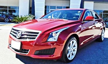 Cadillac ATS Sedán 4WD, año 2013. 34.900 €