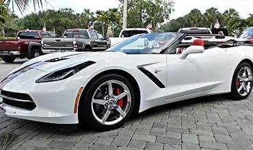 Chevrolet Corvette Stingray Cabrio, 2014. 82.900€