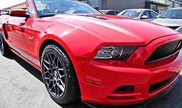Ford Mustang GT California Special, año 2014. 47.900 €