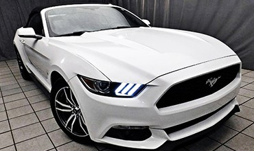 Ford Mustang Ecoboost Premium Cabrio, año 2015. 44.900€