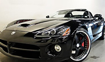Dodge Viper SRT-10 Cabrio, año 2005. 67.900€