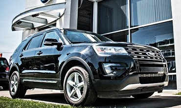 Ford Explorer 4WD XLT, año 2016. 49.300€