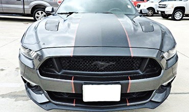 Ford Mustang GT Coupé, año 2015. 47.300€
