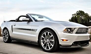 Ford Mustang GT California Special Cabrio,año 2011. 38.500€