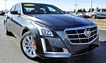 Cadillac CTS Sedán AWD, año 2015. 46.500€