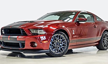 Ford Mustang Shelby GT500 SVT & Track Performance,año 2014. 69.750€