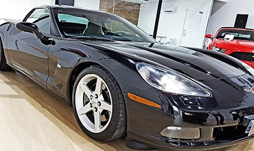 Chevrolet Corvette C6 Coupé Z51 Package, 2005. 28.900 €. TODO INCLUIDO
