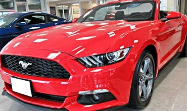 Ford Mustang Descapotable Premium, modelo 2016. 34.760 €.EN STOCK
