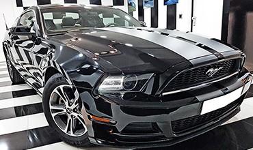Ford Mustang Coupé Premium, año 2014. VENDIDO