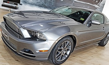 Ford Mustang Club of America, Coupé 2014. VENDIDO