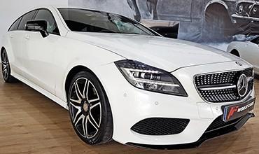 Mercedes-Benz CLS 250 Bluetec AMG Line-Plus, 2015. 34.900 €. EN STOCK. ¡DESDE 293 €/MES!