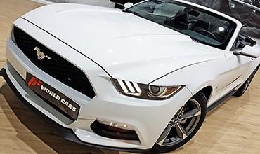 Ford Mustang Cabrio Premium Wheels Pckg, 2016. 33.900 €. SEMINUEVO, VENDIDO