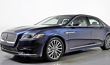 Lincoln Continental Select Plus, 2017. 59.900 €