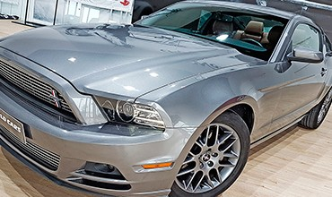Ford Mustang Club of America Coupé, modelo 2014. 30.800 € VENDIDO