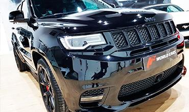 Jeep Grand Cherokee SRT, año 2018. NUEVO A ESTRENAR. 82.850 € TODO INCLUIDO. VENDIDO