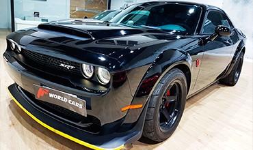 Dodge Challenger SRT Demon, 2018. NUEVO. 179.000 € TODO INCLUIDO.