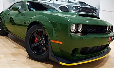 Dodge Challenger SRT Demon, NUEVO, 2018. 182.500 € TODO INCLUIDO.