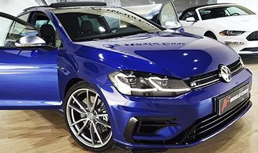 Volkswagen Golf R, Nuevo modelo 2018. 43.700 €. TODO INCLUIDO