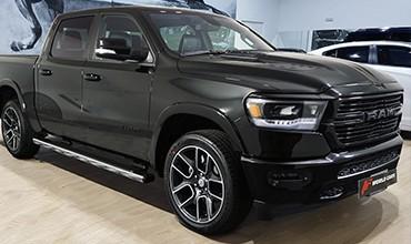 Dodge RAM Laramie Sport Black Pkg. 1500 Crew Cab 4x4, NUEVO MODELO 2019. 75.900 €. TODO INCLUIDO