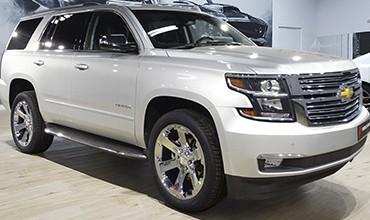 Chevrolet Tahoe Premier 4x4, NUEVO MODELO 2018-2019. 86.900 €. TODO INCLUIDO
