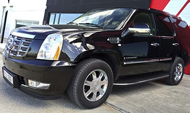 Cadillac Escalade Luxury 4x4, año 2008. Mod. Europeo. 25.900 €. TODO INCLUIDO.