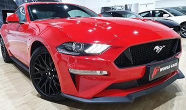Ford Mustang GT Premium Coupé Fastback, NUEVO MODELO 2019. 49.900 €. TODO INCLUIDO