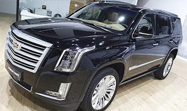 Cadillac Escalade Platinum AWD, NUEVO MODELO EUROPEO 2018. 82.800 €. TODO INCLUIDO.