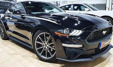 Ford Mustang Ecoboost Coupé Shelby Pkg, NUEVO MODELO 2019. 37.960 €. OFERTA TODO INCLUIDO.