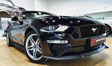Ford Mustang GT Premium Cabrio, NUEVO MODELO 2019. 47.800 €. OFERTA TODO INCLUIDO!