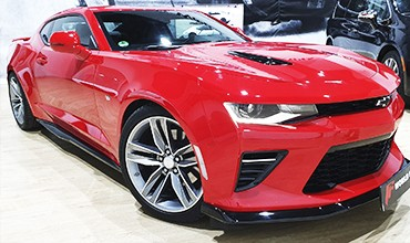 Chevrolet Camaro 2SS Coupé 1LE Package, Modelo europeo 2017. 51.900 €. TODO INCLUIDO.