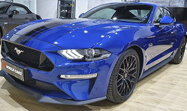 Ford Mustang GT Premium Coupé Fastback, NUEVO MODELO 2019. 50.500 €. TODO INCLUIDO.
