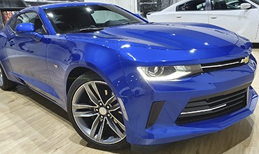 Chevrolet Camaro 2.0 Turbo RS Coupé, Modelo europeo 2019. 41.900 €. TODO INCLUIDO