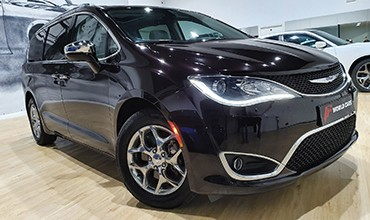 Chrysler Pacifica Limited, año 2017. 48.600 €. TODO INCLUIDO