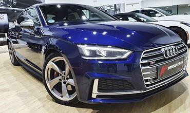 Audi S5 Sportback Quattro, Nuevo modelo, año 2017. 46.500 €. OFERTA TODO INCLUIDO!