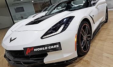 Chevrolet Corvette C7 Z51 Stingray Z06 Pkg Cabrio, modelo 2015. 59.900 € OFERTA TODO INCLUIDO!