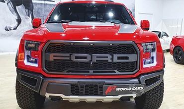 Ford F-150 Raptor Supercrew 4x4 Luxury Pkg 802A, NUEVO MODELO 2019-20. 98.900 €. TODO INCLUIDO!