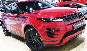 Range Rover Evoque D240 R-Dynamic S Black Package, 2019. 49.900 € OFERTA TODO INCLUIDO!