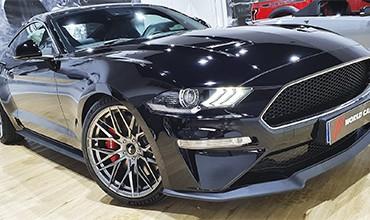 Ford Mustang GT Edición especial BULLITT, NUEVO MODELO 2019. 51.700. TODO INCLUIDO.