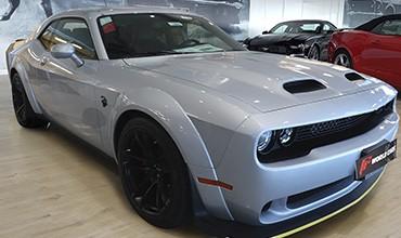 Dodge Challenger Hellcat Redeye Widebody, NUEVO, Modelo 2020. 129.900 €. TODO INCLUIDO.