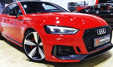 Audi RS5 Coupé Quattro Carbon Package, modelo nuevo 2018. 68.500 €. TODO INCLUIDO.